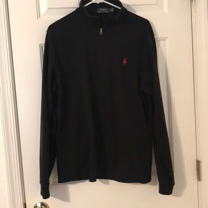 Polo RL Cotton Quarter Zip
